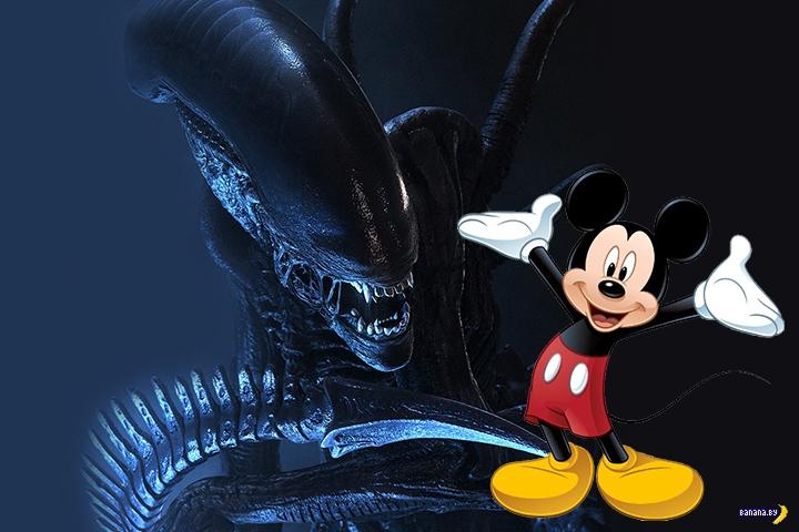Компания Walt Disney покупает Fox
