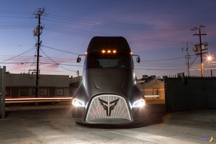 У Tesla Semi появился конкурент