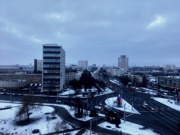 Погода: днём будет много снега, но не везде