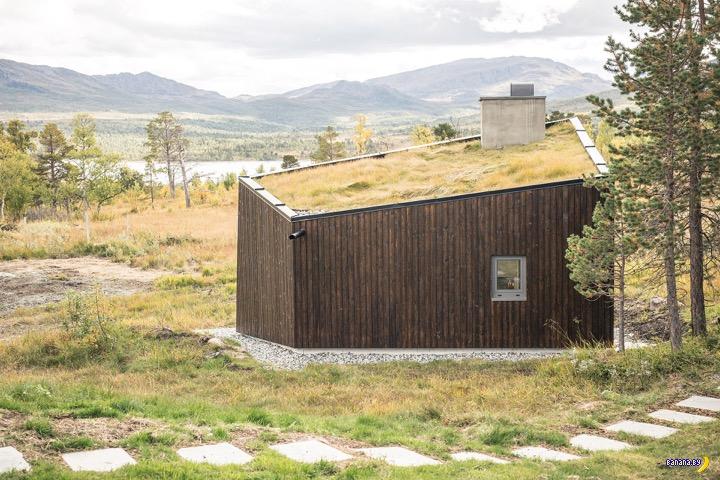 Это называется Granasjøen