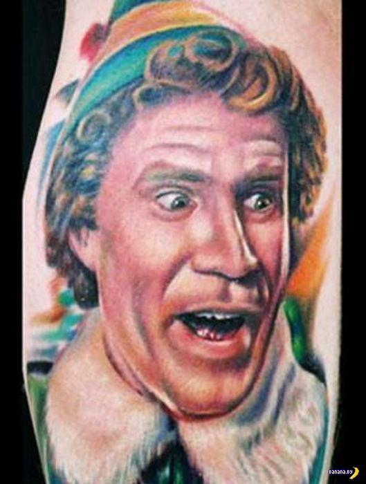 Татуировки на зависть - 96 - Рождество всегда с тобой!