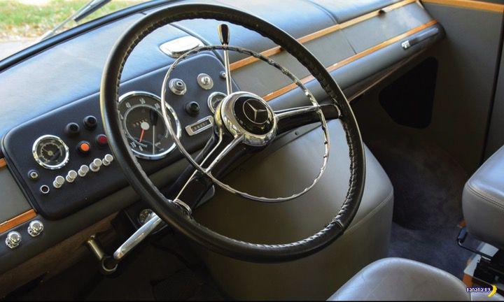 А как вам Mercedes-Benz O 319?