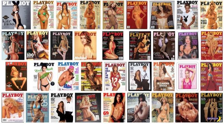 Журналу Playboy приходит конец