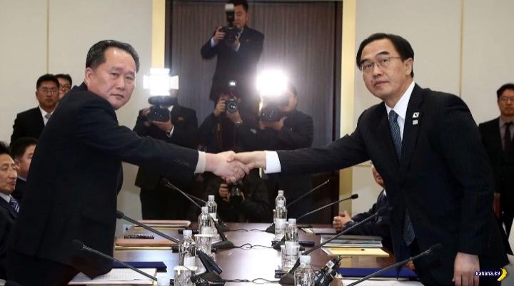 Северная Корея примет участие в Олимпиаде