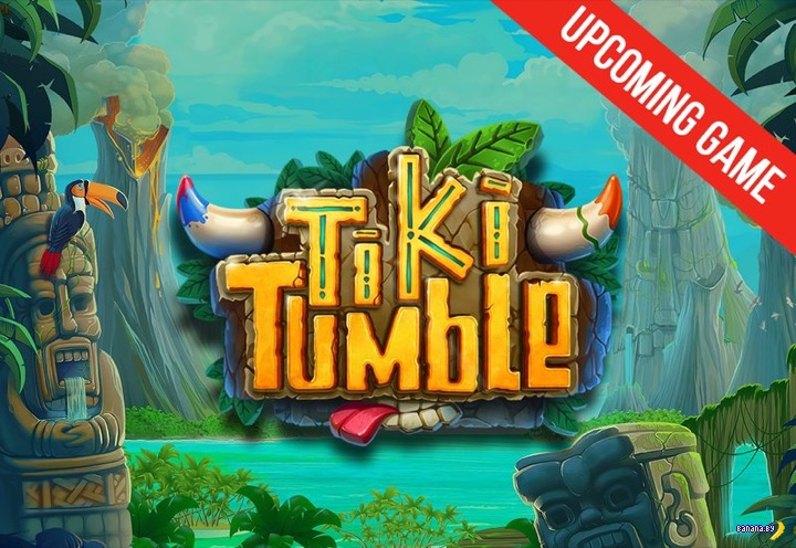 Новый игровой автомат Tiki Tumble