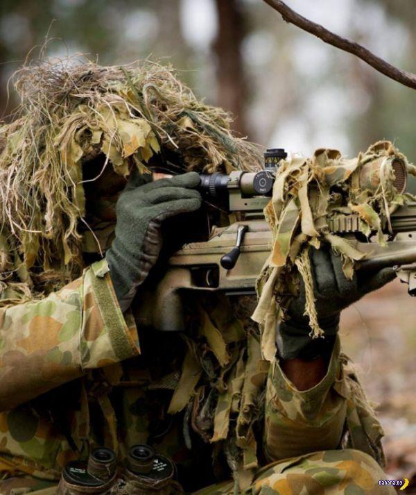 Таинственный австралийский спецназ
