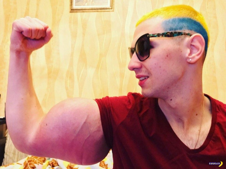 Кирилл Терешин и его базуки