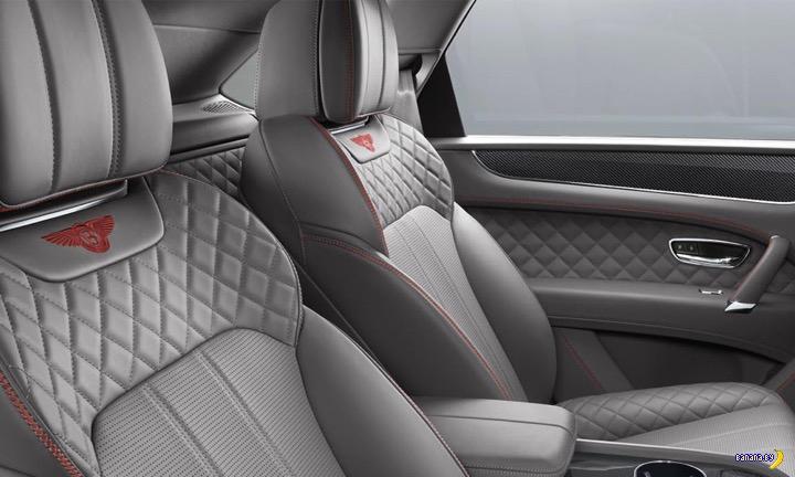 Как вам обновленный Bentley Bentayga V8?