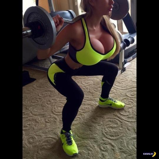 Спортивные девушки - 147
