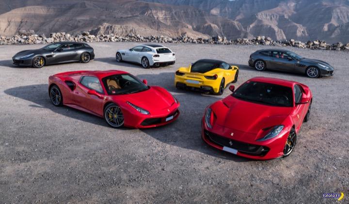 Глава Ferrari обещает утереть нос Tesla