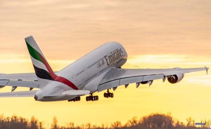 Самый большой пассажирский авиалайнер