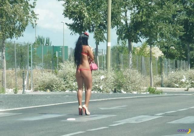 улицах проститутки в новосибирске на