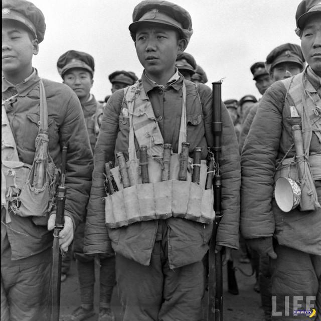 Гражданская война в Китае - фотографии