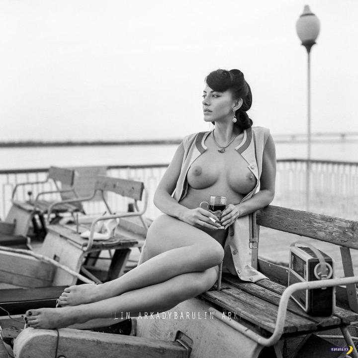 Фотографирует Аркадий Барулин