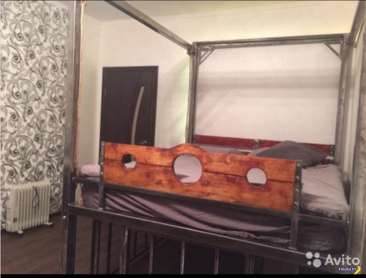 Занимательная кровать