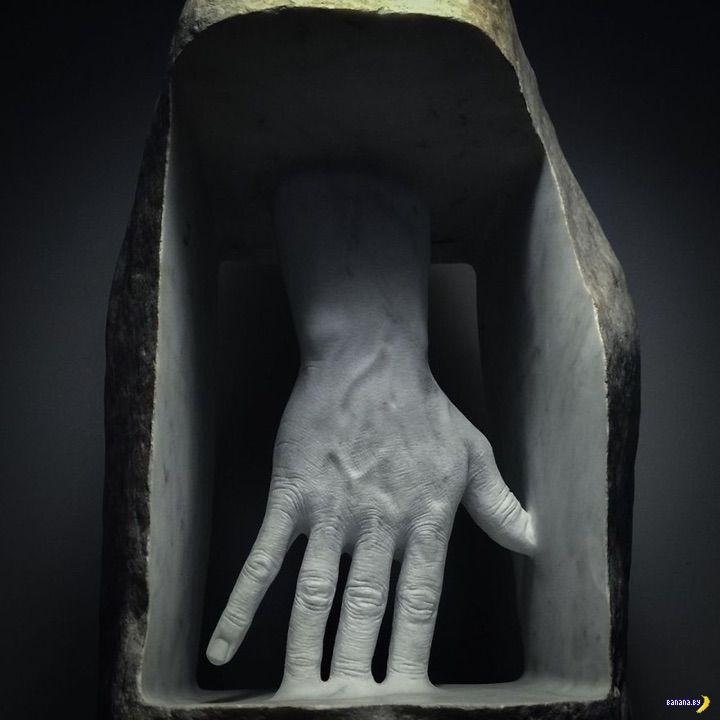 Скульптуры от Яго