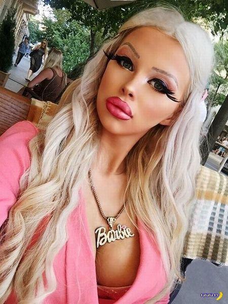 Габриэла Жирачкова - очередная поехавшая Барби