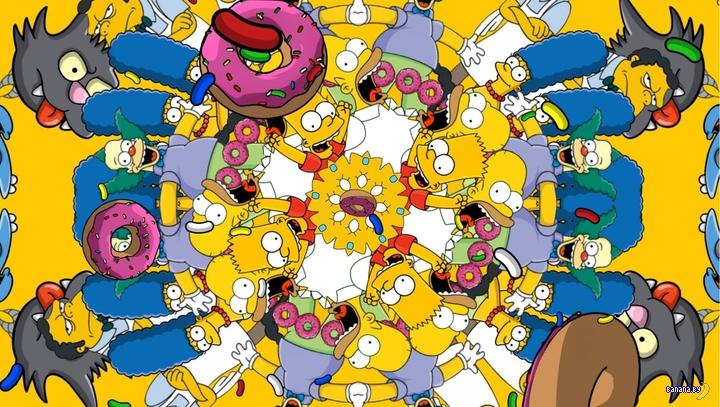 Наброски Симпсонов