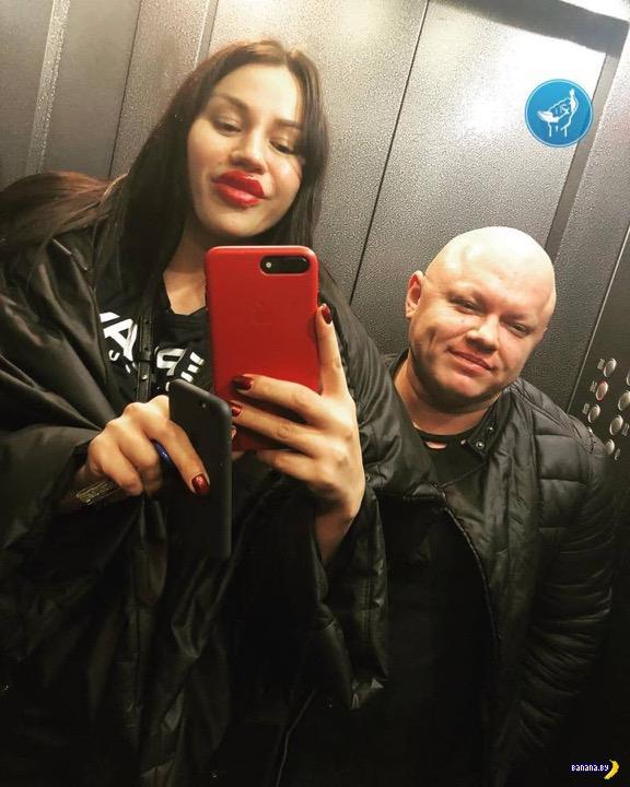 Анна Тураева и её половинка