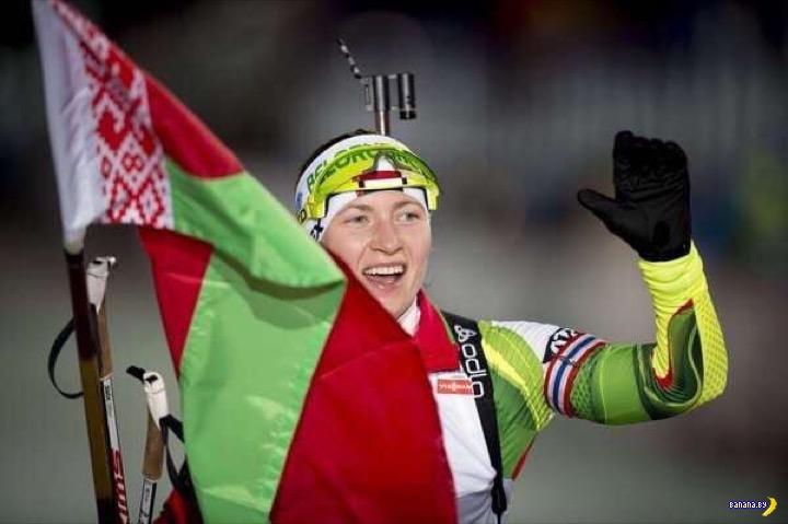 Еще одно олимпийское золото у Беларуси! 🥇
