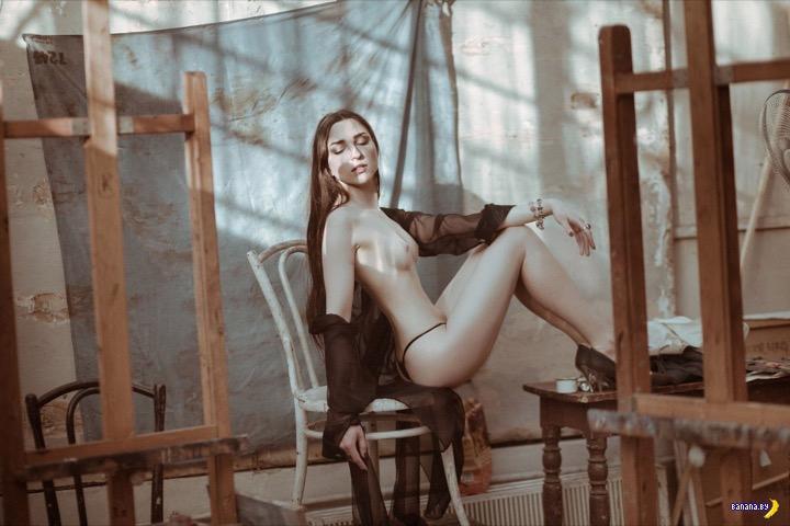 Фотографирует Aleksandra Oblako
