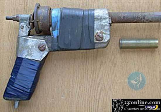 Атипичное оружие - 1