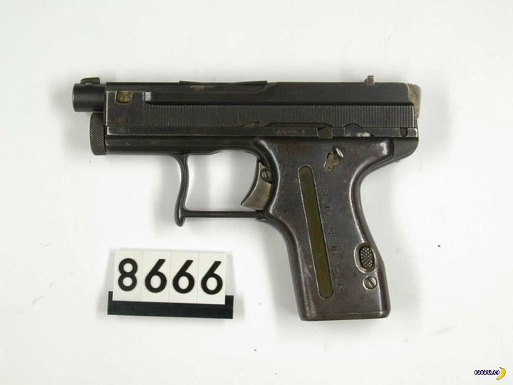 Атипичное оружие - 2 - пистолеты Крага
