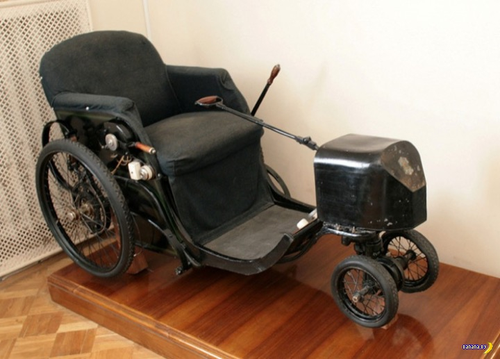 Ленинский электромобиль