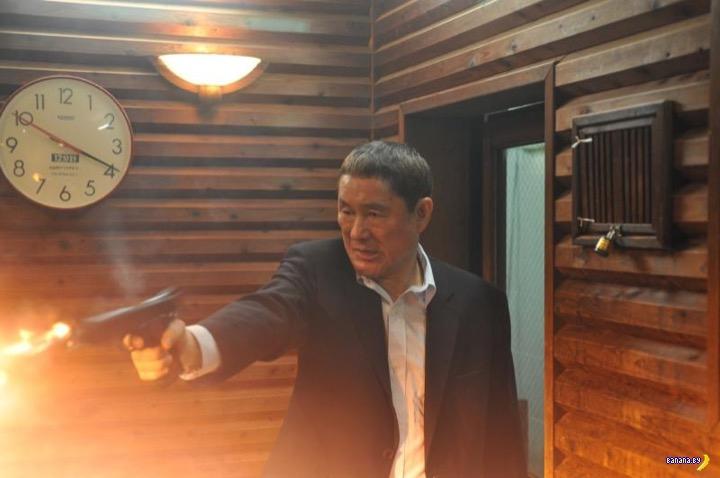 Как легально купить пистолет в Японии?