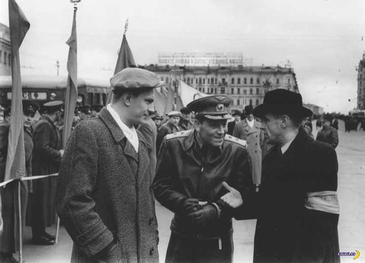 Василий Сталин – судьба человека