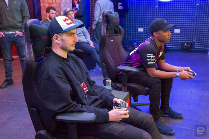 Red Bull открыл компьютерный клуб в Лондоне