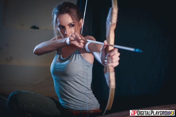 Ещё одна порно-пародия на Tomb Raider