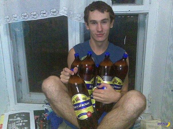 Страх и ненависть в социальных сетях - 376 - Сиська с пивом!