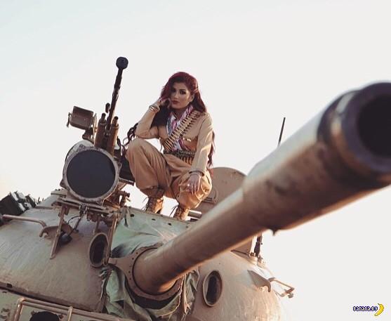 Курдская секс-бомба
