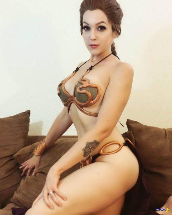 Годный косплей - сексуальные девицы!