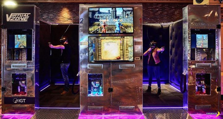 Клуб Вулкан: новые игровые автоматы с дополненной реальностью