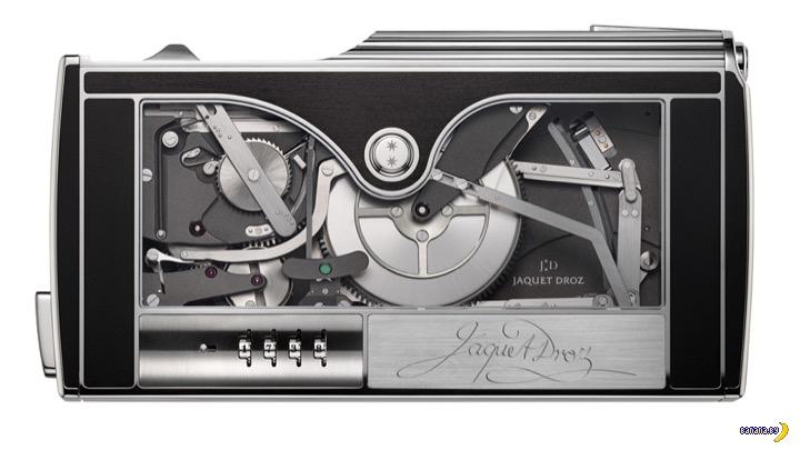 Механическая машинка для автографов