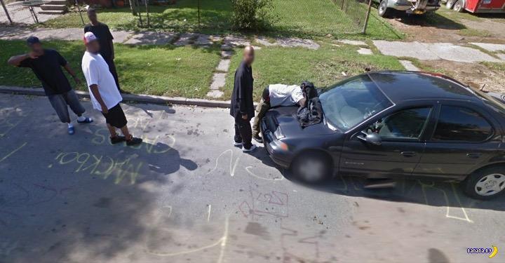 Приключения гугломобиля в пригороде Детройта
