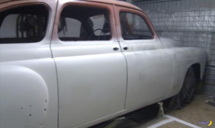 ЗИМ (ГАЗ-12): из грязи в князи