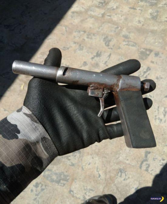 Атипичное оружие - 3 - Фавелы стреляют в упор
