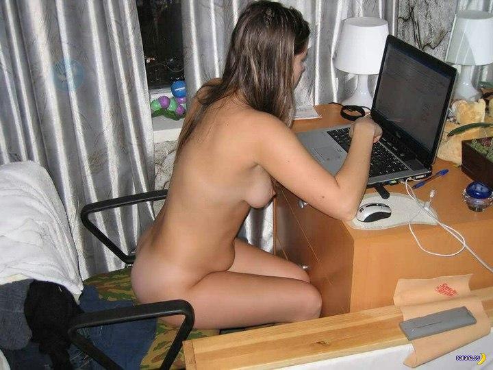 Улов из социальных сетей - 274 - У компьютерных столов
