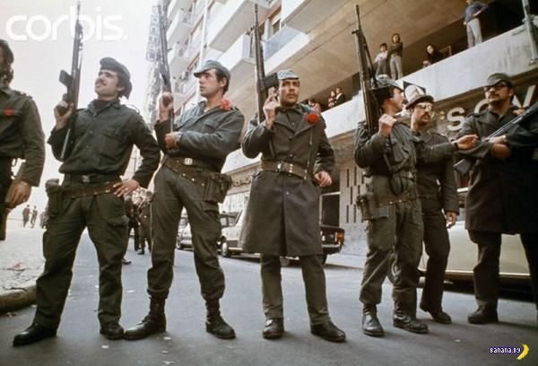 """Последняя """"красная"""" революция в Европе"""