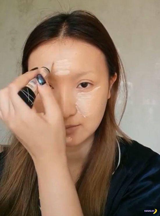 Китаяночка может!