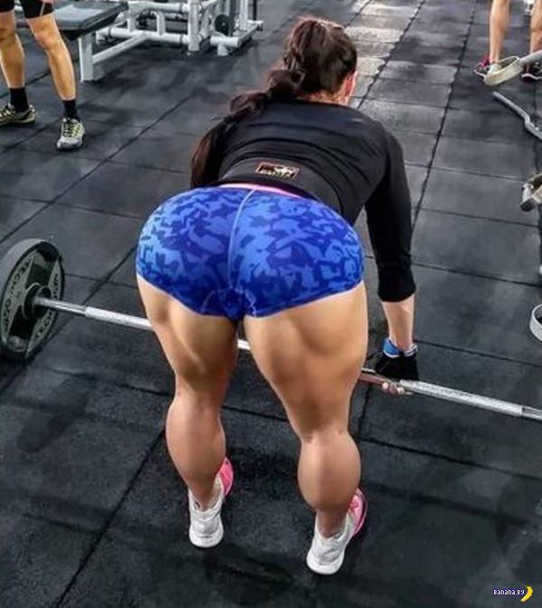 Спортивные девушки - 162
