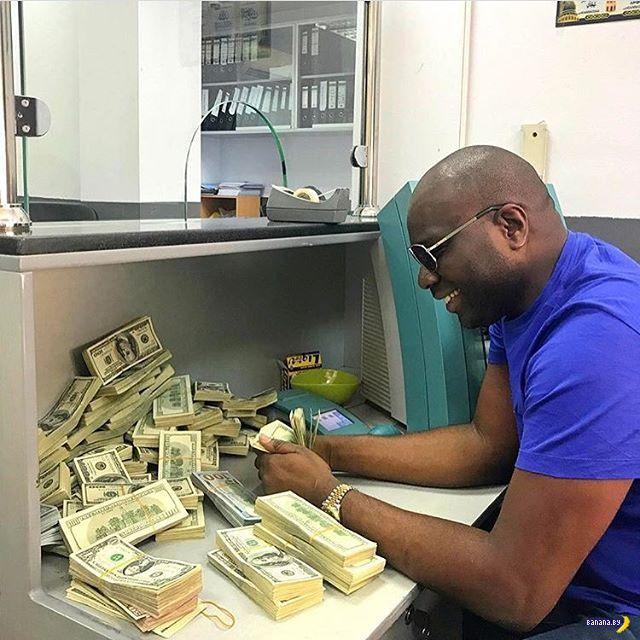 В Африке тоже есть богатства и понты