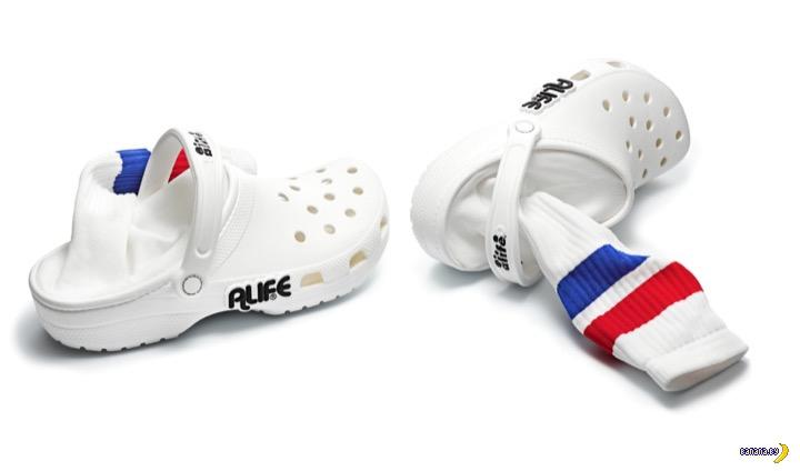 Самые мерзкие Crocs