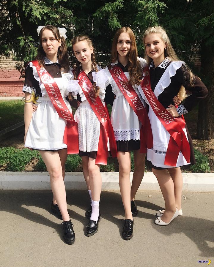 Белорусские выпускницы 2018