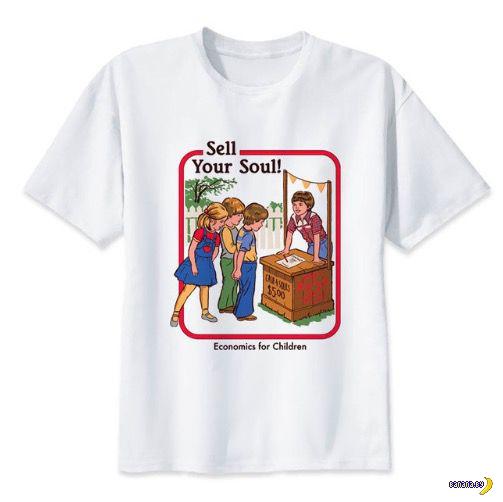 Чудесные детские футболки на Али!
