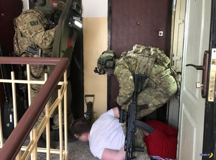 Рынок нелегального оружия с Донбасса