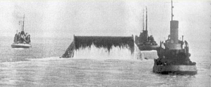 Как союзники поставляли топливо в Нормандию